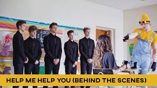 Help Me Help You - Why Don't We • Behind The Scenes