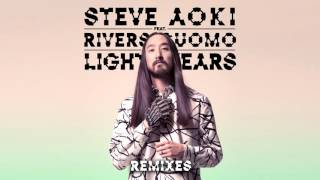 Steve Aoki - Light Years feat. Rivers Cuomo (Funkin Matt Remix) [Cover Art]