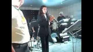 Jarina Sertano Clarinetista V Encontro dos Amigos, Let It Be-Beatles 17 08 13