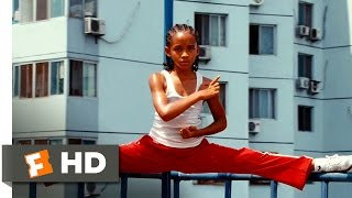 The Karate Kid (2010) - Kung Fu Training Scene (7/10) | Movieclips