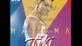 Maluma- Él tiki (LETRA)