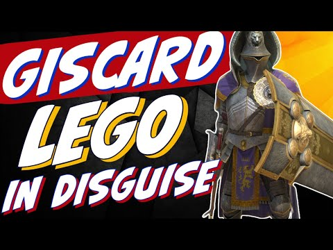 Giscard a lego in disguise | new champ gameplay | Raid Shadow Legends Giscard guide