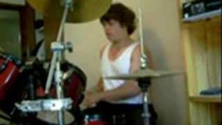Me Drumming :D bertha