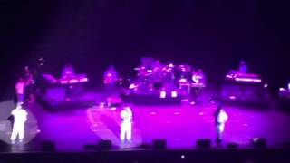 Jagged Edge - Singing Gerald Levert's Baby I'm Ready Fox Theater 6/3/17