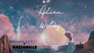 Selena Gomez, Marshmello, Sabrina Carpenter & Jonas Blue - Wolves / Alien MASHUP | by YUV