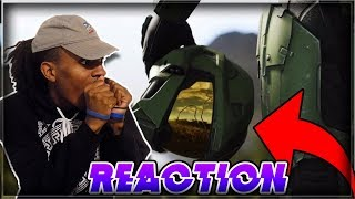 MASTER CHIEF IS BACK  | HALO INFINITE E3 TRAILER REACTION