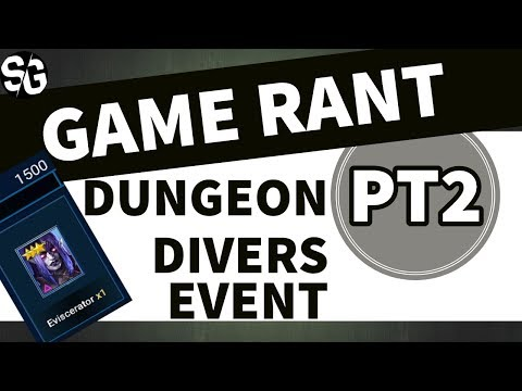 [RAID SHADOW LEGENDS] DUNGEON DIVER EVENT - RANT PT2