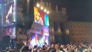 Francesco Gabbani - Amen ~ live in Roma @Piazza San Giovanni, Concerto del 1°Maggio 2017