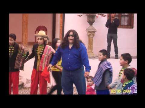 grupo folklorico tradiciones del ecuador.