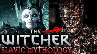 The Real Slavic Mythology behind 6 Witcher Creatures or Characters (Part 1 of 2)