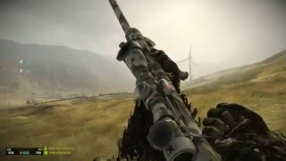 Battlefield Bad Company 2   Ainda sei jogar de Sniper!
