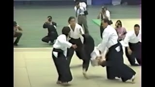 The 33 all Japan Aikido Demonstration - Steven Seagal