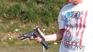 BERETTA M9 30 round magazine shooting range M-9 M 9 High Capacity