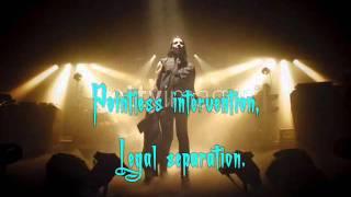 Arma-Goddamn-Motherfuckin-Geddon - Marilyn Manson [Lyrics, Video w/ pic.]