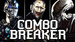 Mortal Kombat X: Combo Breaker 2018 - Full Tournament! [TOP8 + Finals] (ft WAZ, Damaja, Xinox etc) width=