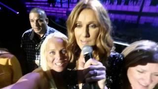 Celine Dion IMMORTALITY, Las vegas 2015