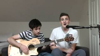 Don't Wake Me Up - Chris Brown Acoustic Cover - Ben & Jack