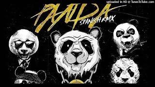 Los Panda Remix (Mixeo) (Varios Artistas 2016) width=