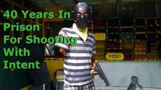 The One Hand Jamaican Gun Man Story