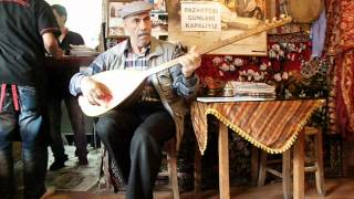 Traditional turkish music, Eskisehir, june 2012