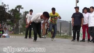 Parque Wiracocha / SJL - 2013 (Video 1)