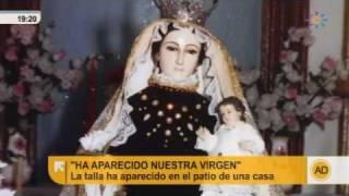 """""""Ha aparecido nuestra Virgen"""""""