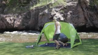 Wenzel: Grotto Sunshade Cabana