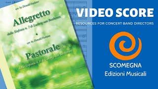 PASTORALE dalla Sinfonia N.6 - Ludwig van Beethoven, arr. Donald Furlano