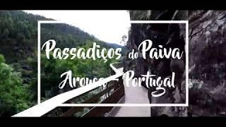 Passadiços do Paiva - Arouca, Portugal