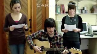 Andrea, Iria & Carlos - « Rupture Song »