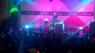 Miguel-Adorn Live At vitaminwater Uncapped FADER Show In Detroit
