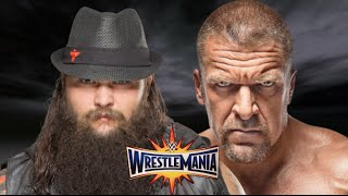 Bray Wyatt vs Triple H Wrestlemania 33 Promo HD