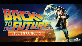 WASO presents: Back to the Future Live in Concert
