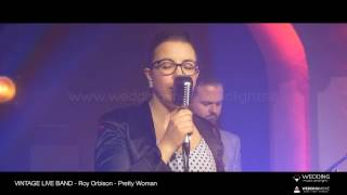 VINTAGE LIVE BAND - Roy Orbison - Pretty Woman