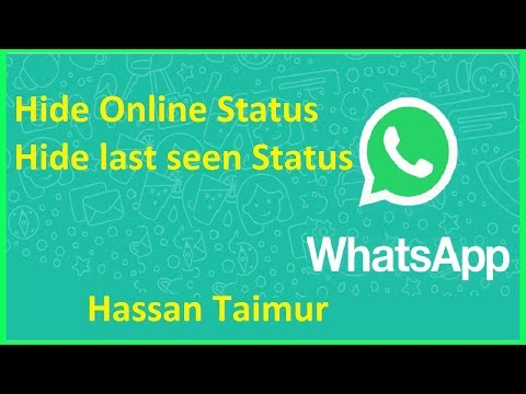 Download thumbnail for Hide Whatsapp | How To Hide last seen