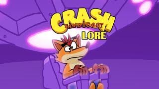 LORE - Crash Bandicoot - Lore in a minute! - Crash Bandicoot Wiki