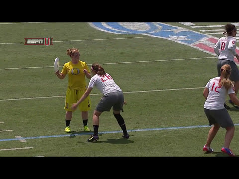 Video Thumbnail: 2014 College Championships, Women's Final: Ohio State vs. Oregon