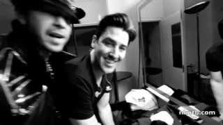 DONATHAN!!!  Cute clip of Jonathan and Donnie
