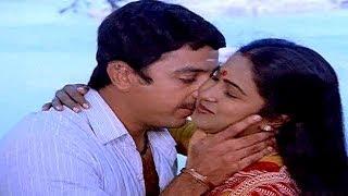Swathi Muthyam Movie ||  Manasu Palike Video Song || Kamal Hassan, Radhika width=