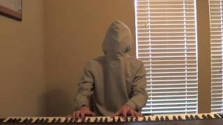 ***BLINDFOLDED*** The Piano - Amazing Short