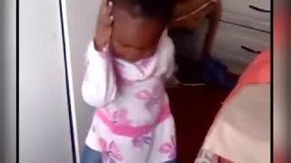 NUEVO VIDEO Niña bailando champeta buenísimo (IMPRESIONANTE)