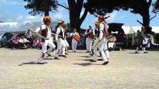 Chelmsford Morris Men at Sompting Village Ale 2011
