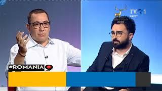 Victor Ponta invitat la #Romania9