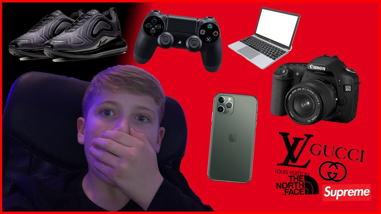 Christmas Wishlist 2019! (Gift Guide for teenage boys)