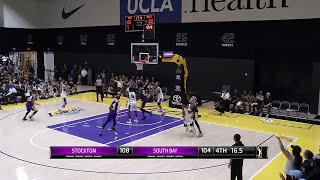 Isaac Bonga (27 points) Highlights vs. Stockton Kings