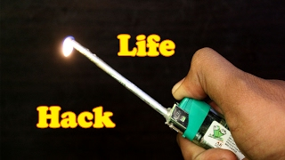 How to make usb electric lighter life hacks 2017 videos
