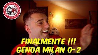 [FINALMENTE ❤️] GENOA MILAN 0-2 CANDEGGINA BORINI + SUSINHO.