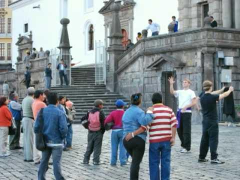 Ecuador Missions Trip 2009