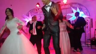 Dança de casamento gospel