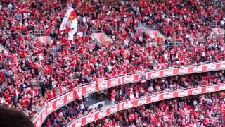 Benfica sagra-se Campeão 2014